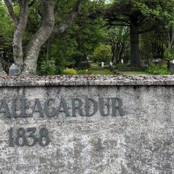 Il più affascinante cimitero di Reykjavík: Hólavallagarður